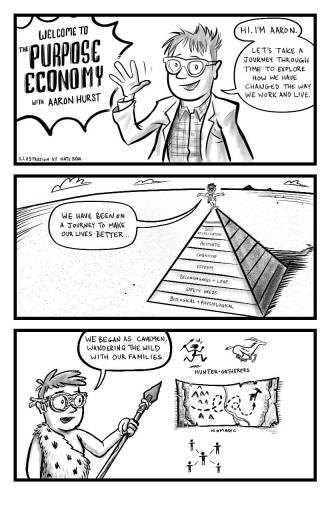 Purpose Economy page 1