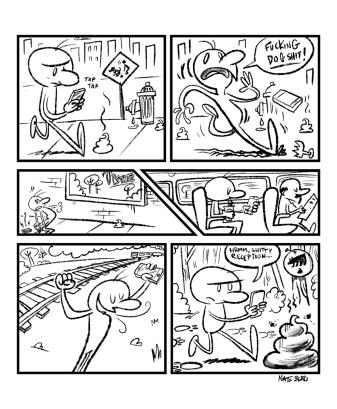 COMIC-DOGSHIT