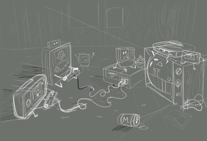 8bit Sketch 2