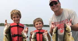 Walleye Bite Continues in the Brainerd Lakes Area