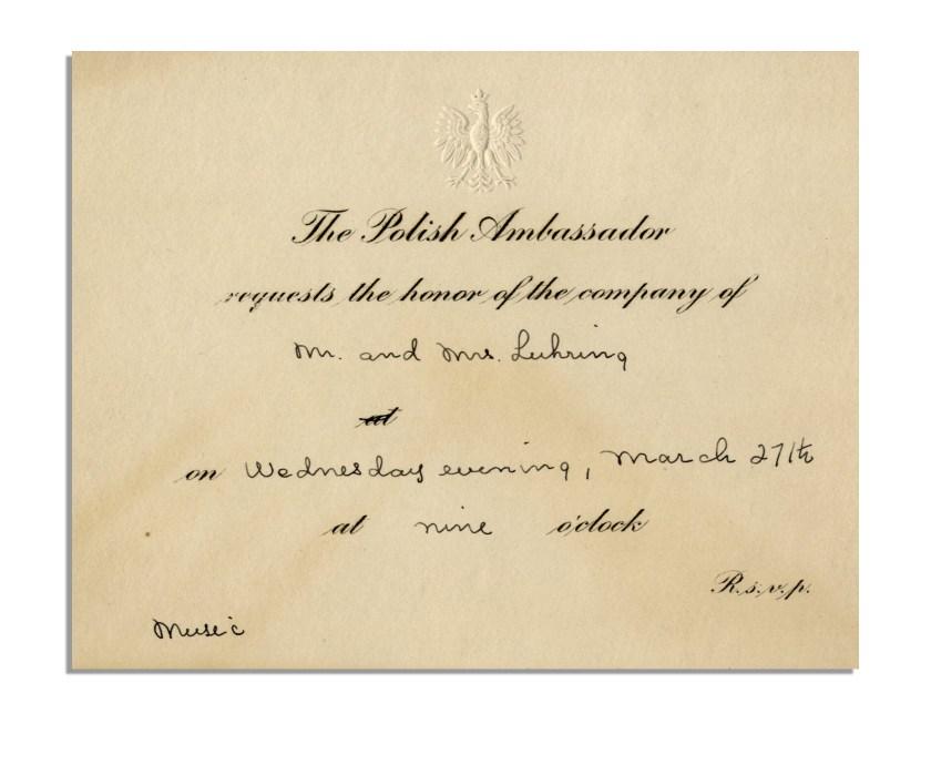 Lovely 1930s Wedding Invitations Images - Invitation Card Ideas ...