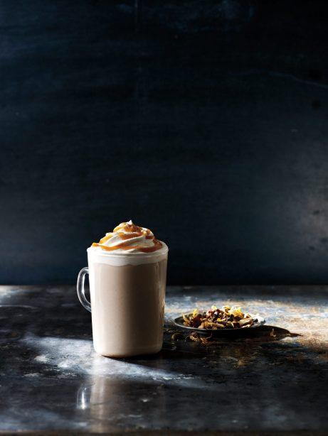 Coco Caramel Sea Salt Latte