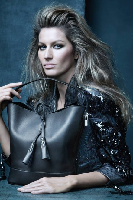 Gisele Bündchen for Louis Vuitton by Marc Jacobs