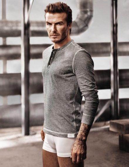 DAVID BECKHAM BODYWEAR for H&M SPRING/SUMMER 2014 CAMPAIGN