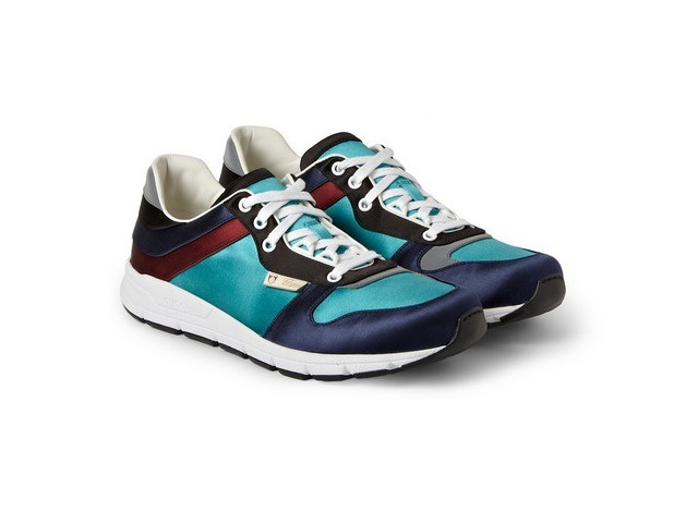 Gucci-panelled-satin-sneakers