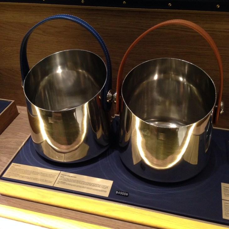 Sansiri Artisan Collection | ถังแช่ไวน์ พิวเตอร์ (Pewter Wine Bucket)