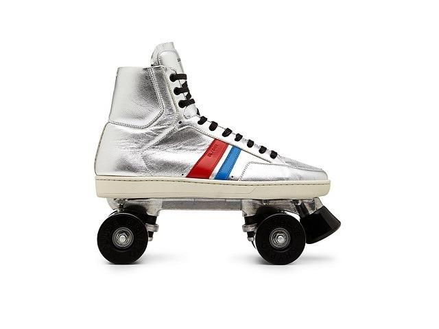 Saint-laurent-classic-court-silver-roller-skates