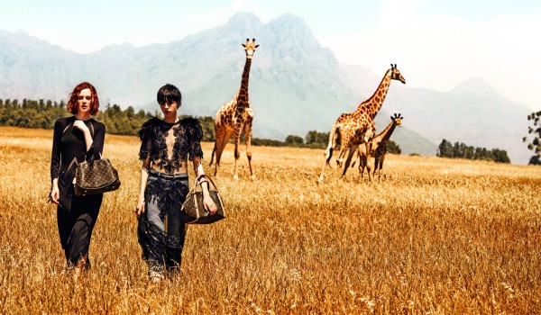 Louis Vuitton Spirit of Travel Ad Campaign