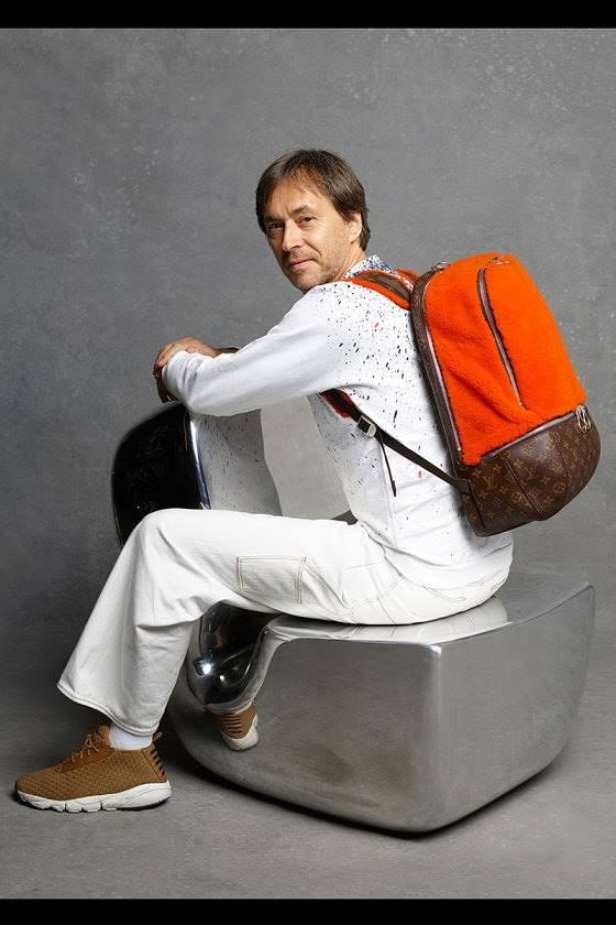 Louis Vuitton 168th Anniversary of Monogram with Marc Newson