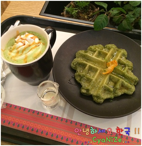 Osulloc Myeongdong