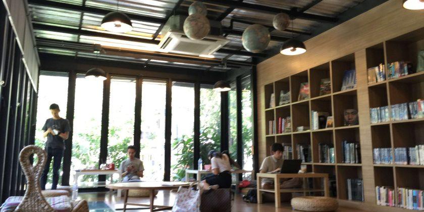 Review | Librarista (ไลบรารีสต้า) : Library Cafe (Chiang Mai)