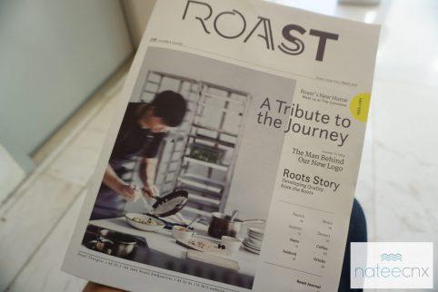 โรสท์ (ดิเอ็มควอเทียร์) | Roast (The EmQuartier)