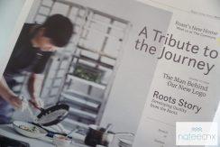 Roast Journal (Menu) วรสารโรสท์ (เมนูอาหารและเครื่องดื่ม)