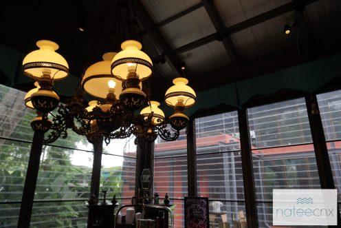 HARNN products at Tichaa Tearoom - Chiang Mai