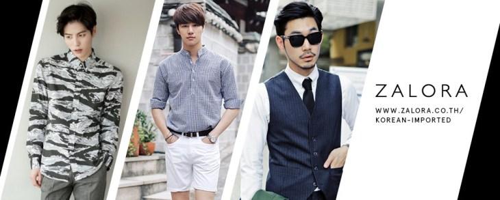 PR | ZAROLA x WISA เปิดเซคชั่น K-Fashion สำหรับผู้ชายแต่งตัวสไตล์ Korean Street