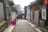 북촌한옥마을   Bukchon Hanok Village No.3