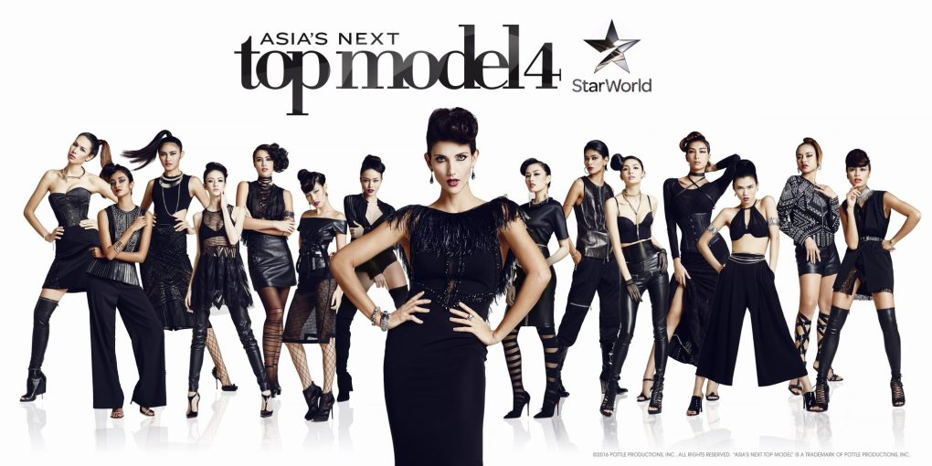 ZALORA joins the search for Asia's Next Top Model SS4
