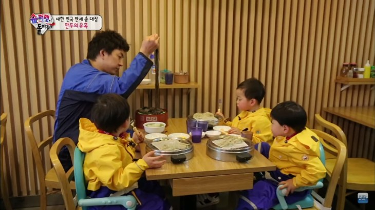 Song Triplets at Chungsil Hongsil, Songdo
