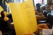 เมนู : Menu OSHA Café at Asiatique The Riverfront