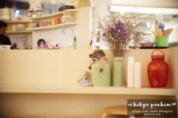 Jaiyen Cafe   Siam Paragon