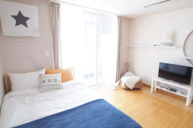 Review Airbnb Busan 4-01