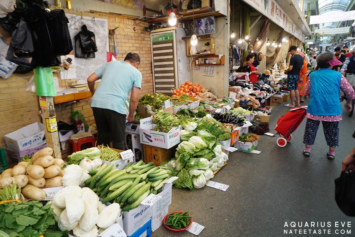 Mangwon Market