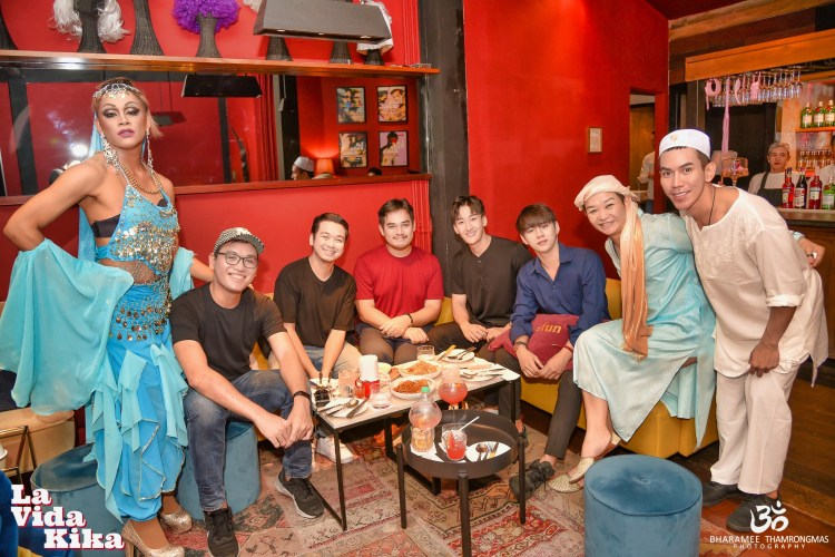 Kika Gay Social Bar, Silom