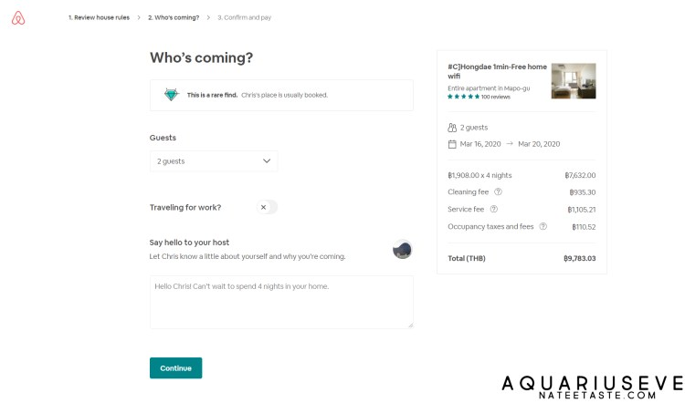 how to Airbnb 16