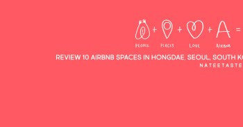 REVIEW 10 Airbnb Spaces in Hongdae, Seoul, South Korea