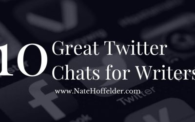 (Twelve) Great Twitter Chats for Writers