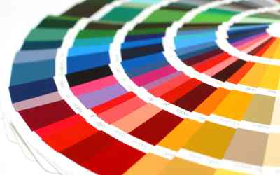 How to Safely Choose Colors for An Author Website
