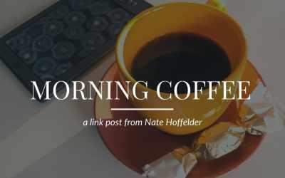 Morning Coffee – 26 April 2021