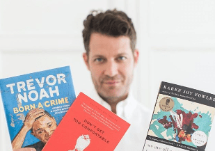 Nate Bekrus Instagram Reads Book