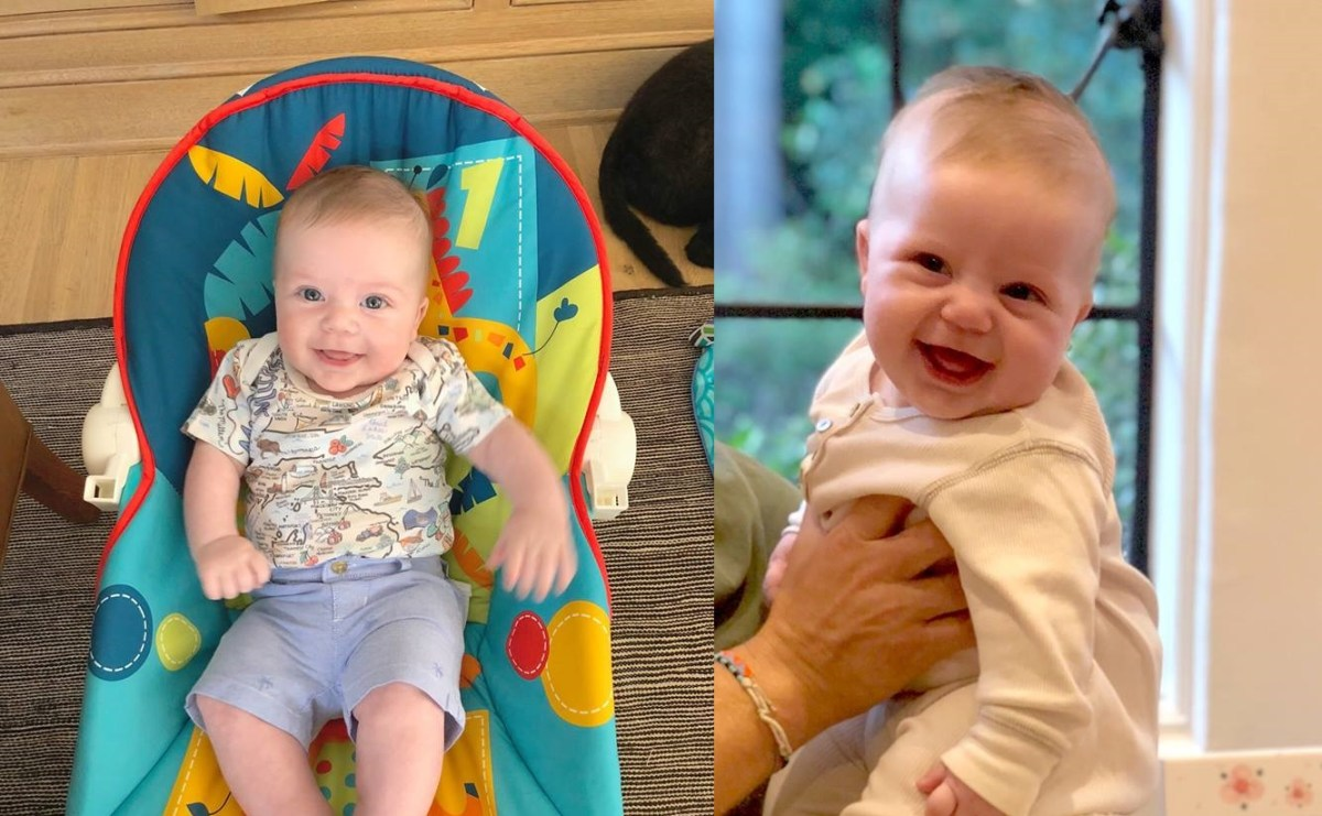 7 Pictures of Nate Berkus Son Baby Oskar Brent Berkus