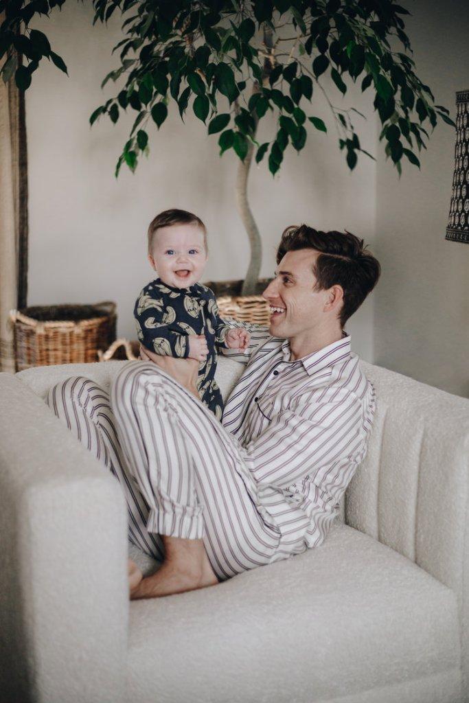 Oskar with Jeremiah Photo