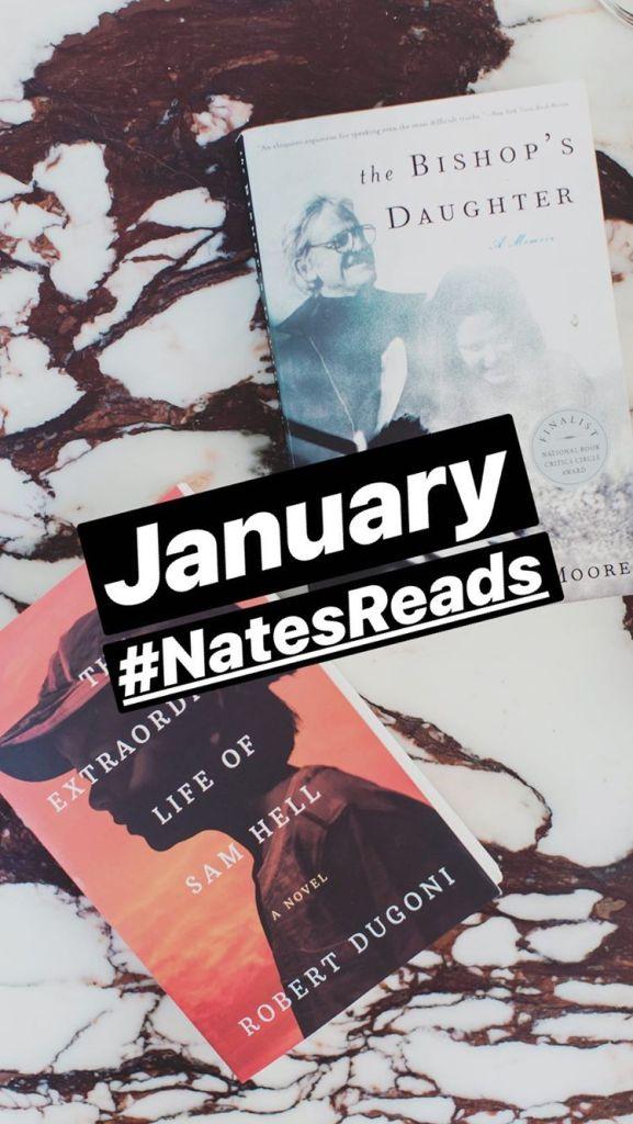 Nate Berkus New Year Reads