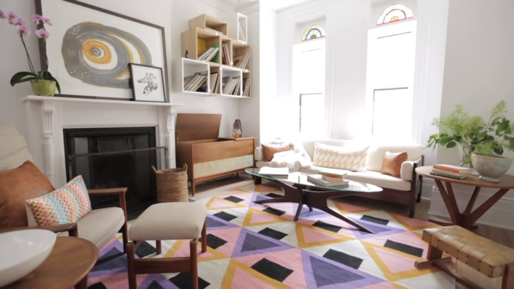 Mid Century Modern Furniture look