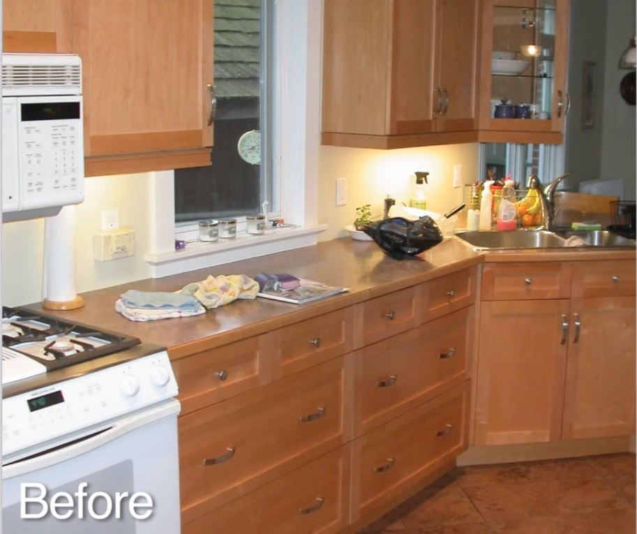 Kitchen Decor Before Reno