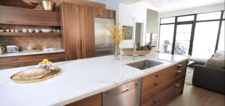 Vintage Kitchen Decor with Modern Finishes - Kitchen Renovation