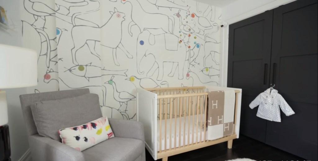 the baby's room ideas