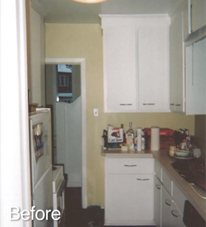 Luxury Kitchen Design Before