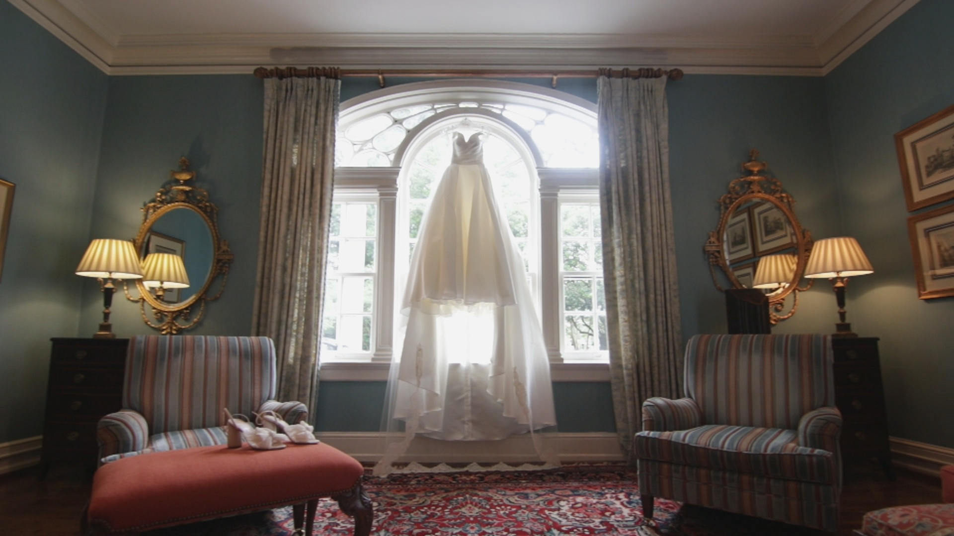 Poinsett Club Wedding Video