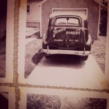 Great Great Grandpa's Old Bakery Truck - 1