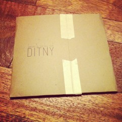 DITNY - CD Cover Step 5