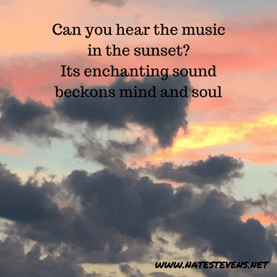Music in the Sunset