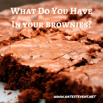 Poop in Your Brownies – Distinguishing Between the Holy and Unholy