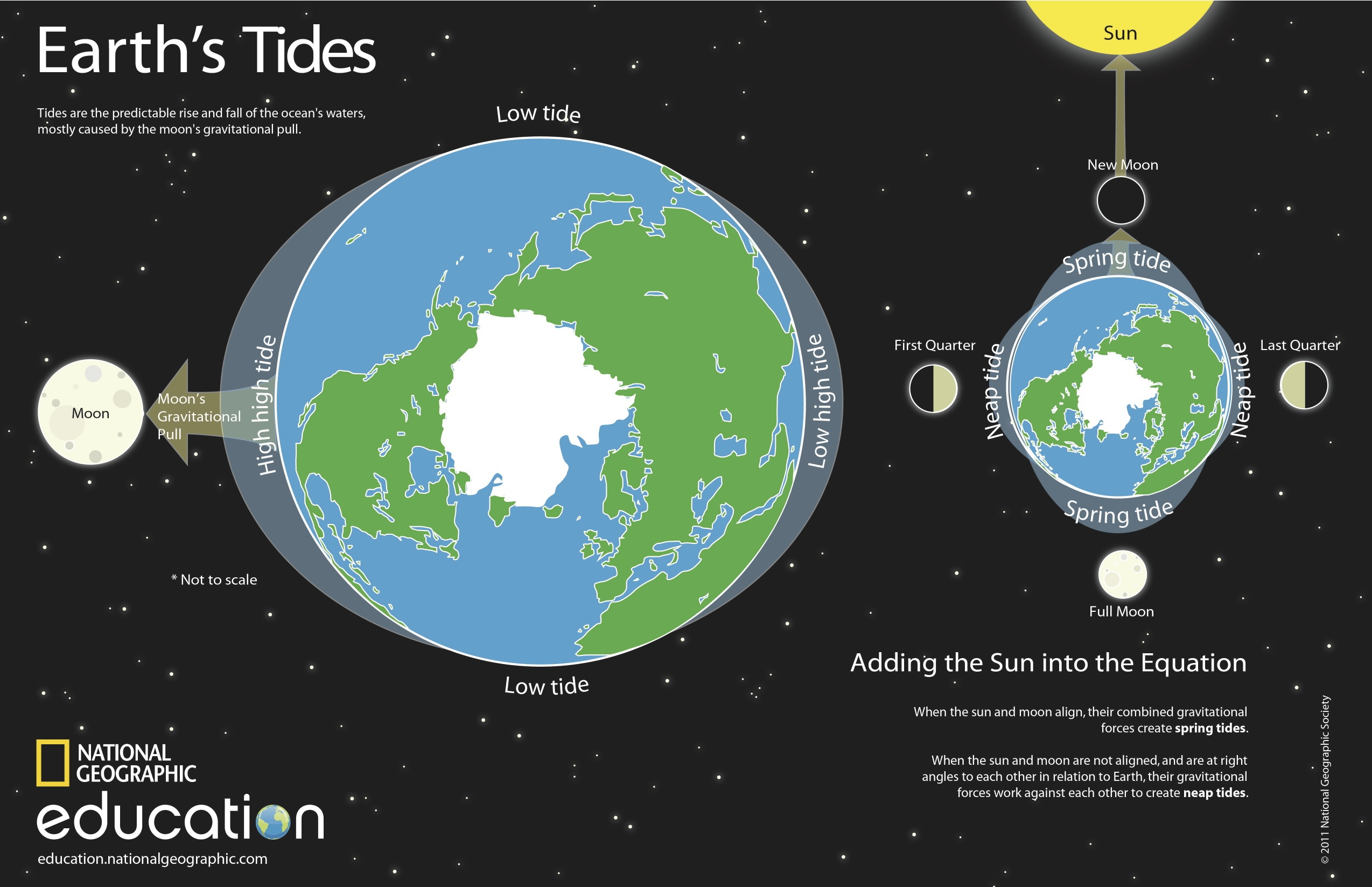 King Tides Rule National Geographic Education Blog