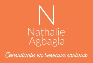 Logo de Nathalie Agbagla Consulting, consultante stratégie réseaux sociaux
