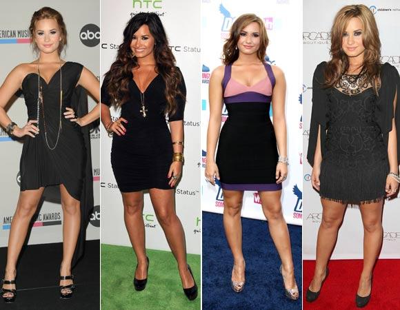 Inspiração da semana - Demi Lovato - Looks Eventos (5/6)
