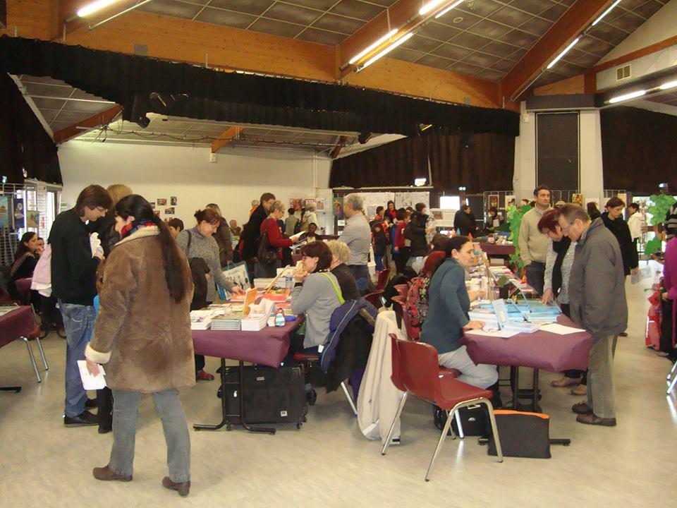 salon livre Rives 2015 - public